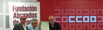 CCOO premia a Pepe Mujica, el viejo luchador