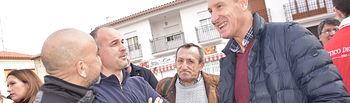 Encuentro comarcal organizado por el PSOE conquense en la localidad de El Provencio.