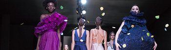 Un momento del desfile AB FashionDay 2015.