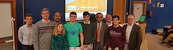 Alumnos de la región participan en la 2ª Edición de la DroneChallenge en la Escuela Superior de Ingeniería Informática de Albacete (UCLM)