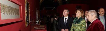 Cospedal inaugura las exposiciones 'La moda española en el siglo de oro' y 'La España de los Austrias'-9. Foto: JCCM.