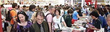 Exposicion de libros