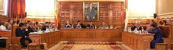 Pleno Diputación de Toledo