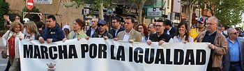 XIII Marcha por la Igualdad.