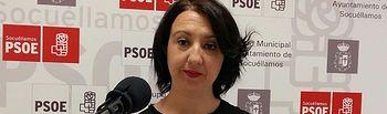 Elena García Zalve.