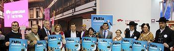 Presentación del Ayuntamiento de Albacete en Fitur