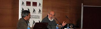 Intervención de José Luis Cuerda