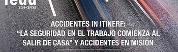 """Fotografía de Taller en FEDA sobre los accidentes in itinere, """"La seguridad en el trabajo comienza al salir de casa"""", ofrecida por FEDA"""