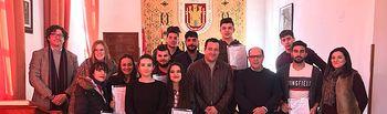 Una quincena de jóvenes de la Sierra de Alcaraz recibe el Certificado de Profesionalidad como auxiliar de cocina gracias a un curso formativo ofrecido por la Diputación