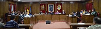 Pleno Ayuntamiento de Azuqueca de Henares.
