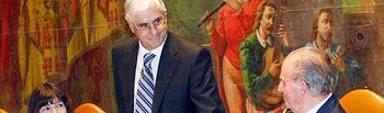 Barreda y Su Majestad el Rey presidieron la entrega de premios de la Real Fundación de Toledo.