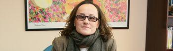 Sabina Lobato, directora de Empleo, Formación, Proyectos y Convenios de Fundación ONCE.