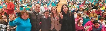 Día de la Discapacidad en Valdepeñas.