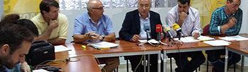 COAG reclama al gobierno mayor presión en Bruselas en torno al problema del veto ruso. Foto: COAG.