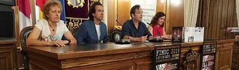 Presentación XIV edición del Festival Internacional de Música Serranía de Cuenca.