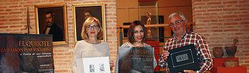 """Este viernes, inauguración de """"El Quijote, la pasión por un libro"""" en La Roda"""
