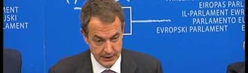 Zapatero propone un gran pacto social europeo