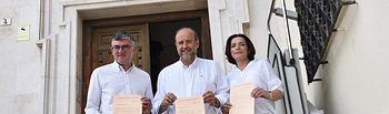 Los diputados regionales electos por Cuenca han recogido sus credenciales en la Audiencia Provincial.