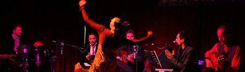 Cuadro flamenco. Archivo.