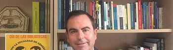 José Gutiérrez, delegado provincial de Educación, Cultura y Deportes.