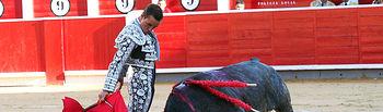 Juan Bautista -4 - Su primer toro - Feria Albacete - 12-09