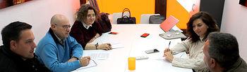 Reunión de Cs C-LM con agricultura ecologica