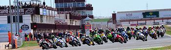 El Circuito de Velocidad de Albacete se reencontró con la competición de alto nivel