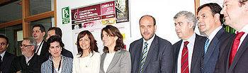 Martínez Guijarro asistió, en Albacete, a la presentación del Congreso Nacional de Evaluación de Impacto Ambiental.