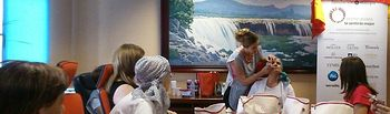 El Hospital de Manzanares organiza talleres de estética oncológica para paliar el impacto emocional de la quimioterapia en mujeres. Foto: JCCM.