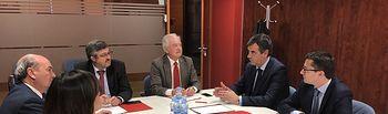 Reunión del patronato del CEEI de Guadalajara