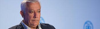El vicesecretario de Autonomías y Ayuntamientos del PP, Javier Arenas