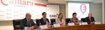 VIII Foro de Emprendedores organizado por la Cámara de Comercio de Ciudad Real