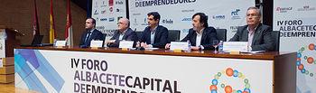 Clausura del IV Foro Albacete Capital de Emprendedores