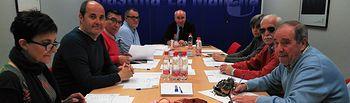 Reunión de la Ponencia Técnica Provincial de Artesanía.