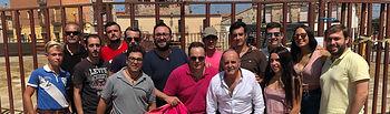NNGG Toledo participa en las fiestas de Mejorada.