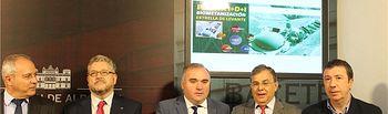 El ITAP presenta un proyecto de investigación público-privado dirigido a la eficiencia de los cultivos de cebada cervecera