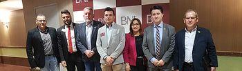 4º aniversario de la creación de BNI Éxito Albacete.