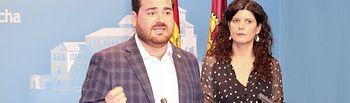 Pablo Camacho y Josefina Navarerte.