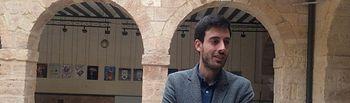 Mario de la Ossa, Consejero Ciudadano de Podemos-CLM