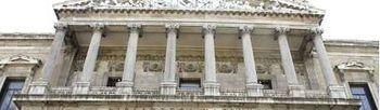 Biblioteca Nacional de España. Foto: EFE.