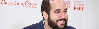 El diputado del Grupo socialista, Miguel González.