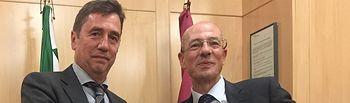 Juan Pedro Bonilla Selva nuevo director de El Corte Inglés en Albacete.