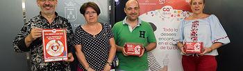 El Ayuntamiento colabora con la campaña 'Albacete Solidario' que pretende apoyar el proyecto 'Mente Sana' de AFA
