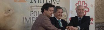 Convenio de colaboración que ha tenido lugar con Nutrave y Pepe Rodríguez.