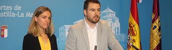 Antonio Sánchez Requena, portavoz de Empleo del grupo parlamentario socialista.