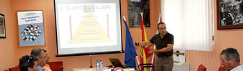 Curso Consejos Rectores. Foto: Cooperativas Agro-alimentarias.