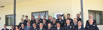 32 policías locales alcanzan el grado de especialistas en Policía Judicial II. Foto: JCCM.