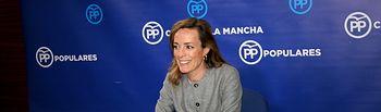 Carmen Navarro, vicesecretaria de Política Social del PP de Castilla-La Mancha.