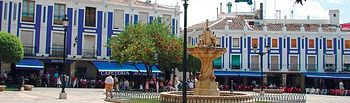 Valdepeñas (Ciudad Real). Imagen de archivo.