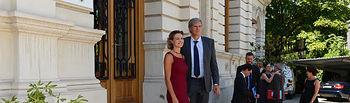 García Tejerina y Stéphane Le Foll. Foto: Ministerio de Agricultura, Alimentación y Medio Ambiente